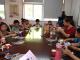 新和园社区校外教育辅导站开展科技小制作活动