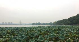 """""""金陵明珠""""——玄武湖"""