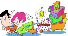 警惕7种行为培养不孝儿女