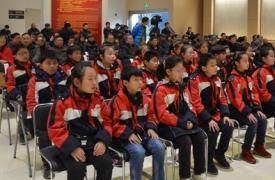 江苏省暨南京市关工委主题教育活动在宁启动